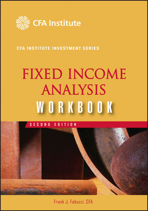 Fixed Income Analysis Workbook, 2nd Edition (1118044851) cover image
