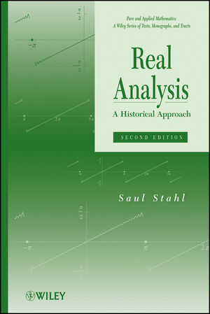 Real Analysis: A Historical Approach, 2nd Edition (1118096851) cover image