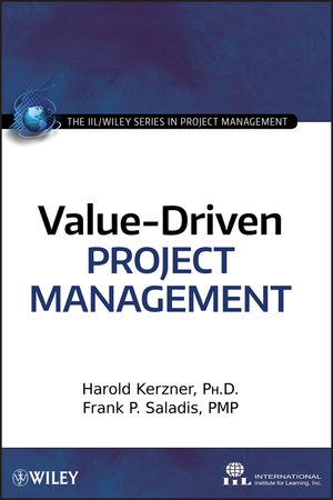 Value-Driven Project Management (1118151151) cover image