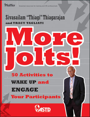 More Jolts! Activities to Wake up and Engage Your Participants (1118241851) cover image