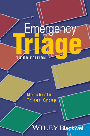 Emergency Triage: Manchester Triage Group, 3rd Edition (1118299051) cover image