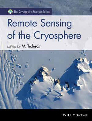 Remote Sensing of the Cryosphere