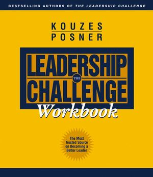 The Leadership Challenge Workbook, 2nd Edition (1118429451) cover image