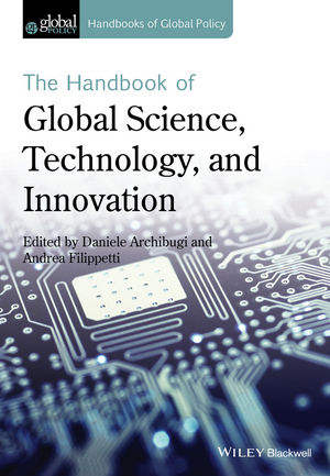 The Handbook of Global Science, Technology, and Innovation (1118739051) cover image