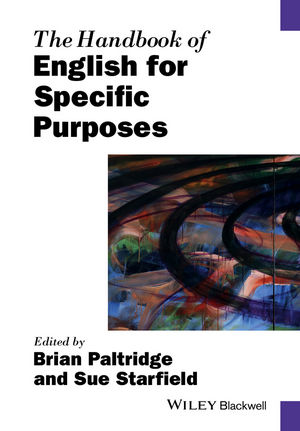 The Handbook of English for Specific Purposes (1118941551) cover image