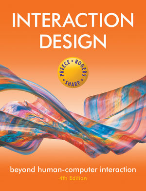 Interaction Design Beyond Human Computer Interaction 4th Edition