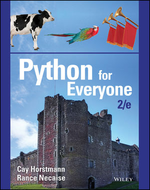 Python for Everyone, 2nd Edition (1119056551) cover image
