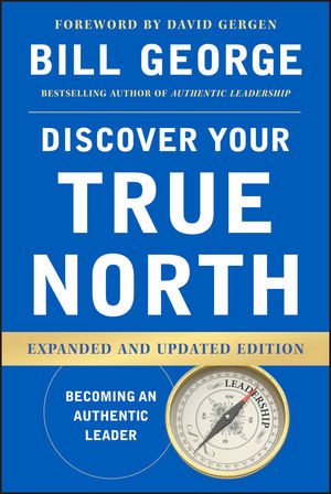 Discover Your True North, Expanded and Updated Edition (1119082951) cover image