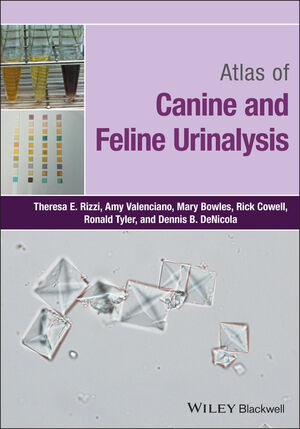 Atlas of Canine and Feline Urinalysis (1119110351) cover image
