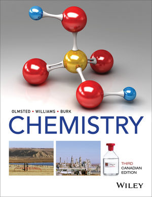 Chemistry, 3rd Canadian Edition
