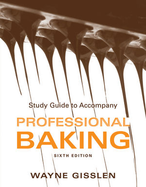 Study Guide to accompany Professional Baking, 6e