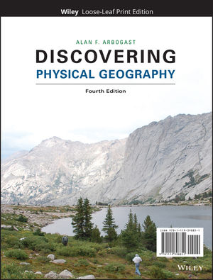 Discovering Physical Geography, Loose-Leaf Print Companion, 4th Edition