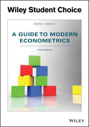 A Guide To Modern Econometrics 5th Edition Econometrics General