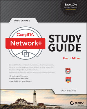 CompTIA Network+ Study Guide: Exam N10-007, 4th Edition (1119432251) cover image