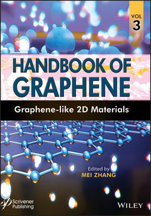 Handbook of Graphene, Volume 3: Graphene-like 2D <span class='search-highlight'>Materials</span>