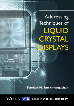 Addressing Techniques of Liquid Crystal Displays (1119940451) cover image