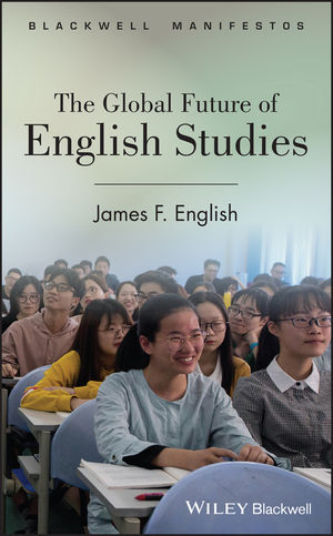 The Global Future of English Studies (1119944651) cover image