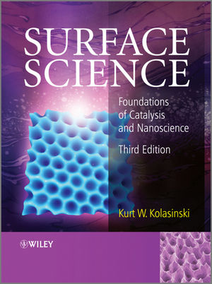 Surface Science: Foundations of Catalysis and Nanoscience, 3rd Edition (1119990351) cover image