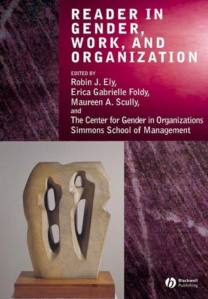 Reader in Gender, Work and Organization (1405102551) cover image