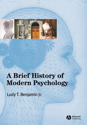 A Brief History of Modern Psychology (1405132051) cover image