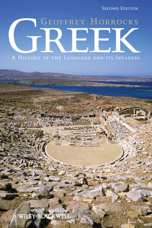 Greek: A History of the Language and its Speakers, 2nd Edition (1405134151) cover image