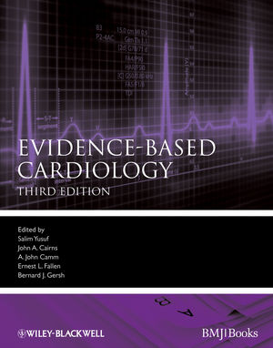 Evidence-Based Cardiology, 3rd Edition (1405159251) cover image