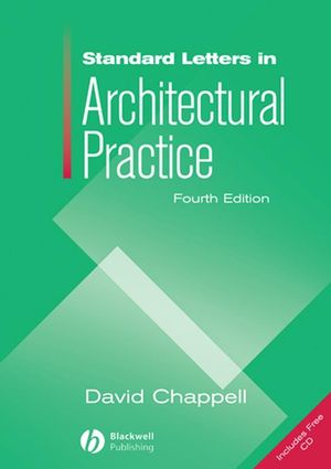 Standard Letters in Architectural Practice, 4th Edition