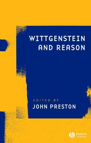 Wittgenstein and Reason (1405180951) cover image