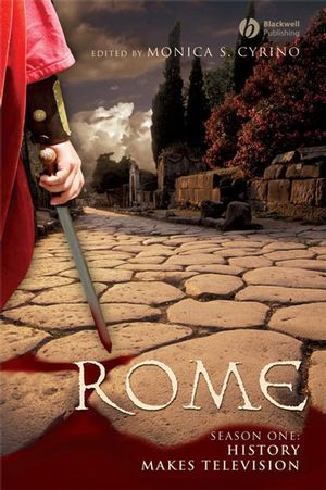 Rome Season One: History Makes Television (1444301551) cover image