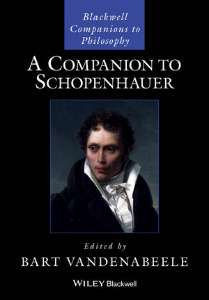 A Companion to Schopenhauer (1444347551) cover image