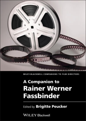 A Companion to Rainer Werner Fassbinder (1444354051) cover image