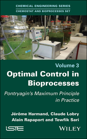 Optimal Control in Bioprocesses: Pontryagin's Maximum Principle in Practice