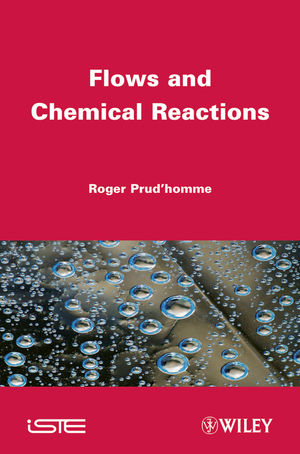 Flows and Chemical Reactions (1848214251) cover image