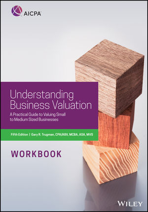 Understanding Business Valuation Workbook: A Practical Guide To Valuing Small To Medium Sized Businesses