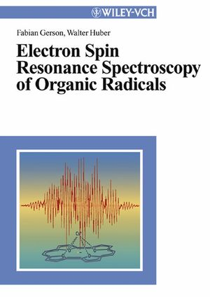 Electron Spin Resonance Spectroscopy of Organic Radicals