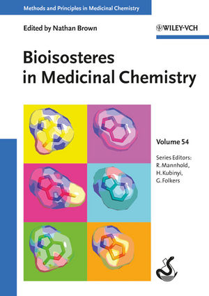 Book Cover Image for Bioisosteres in Medicinal Chemistry, Volume 54
