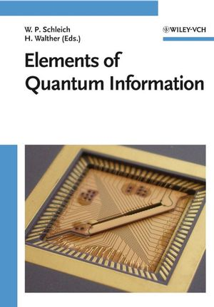 Elements of Quantum Information (3527407251) cover image