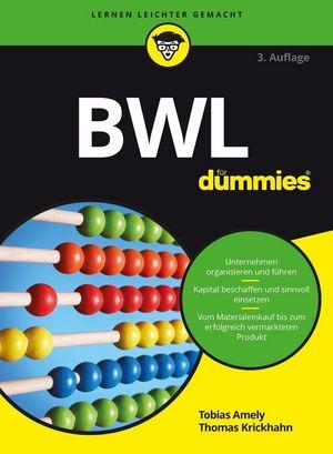 BWL für Dummies, 3. Auflage (3527699651) cover image