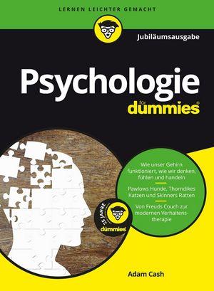 Psychologie für Dummies, 3. Auflage, Jubiläumsausgabe