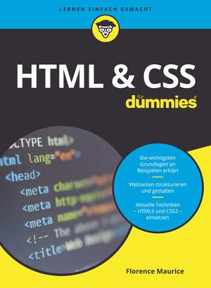 HTML & CSS fur Dummies