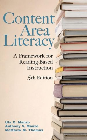 Content Area Literacy: Strategic Teaching for Strategic Learning, 5th Edition (EHEP000151) cover image
