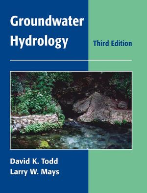 Groundwater Hydrology, 3rd Edition (EHEP000351) cover image