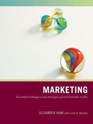 Wiley Pathways Marketing, 1st Edition (EHEP000751) cover image