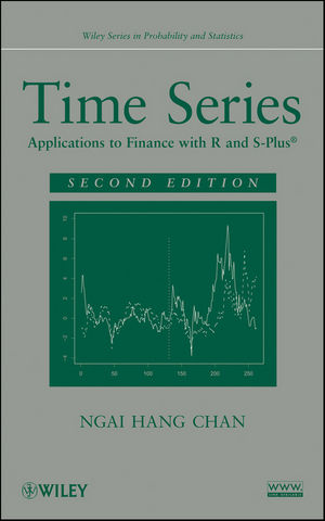 Time Series: Applications to Finance with R and S-Plus, 2nd Edition (EHEP002251) cover image