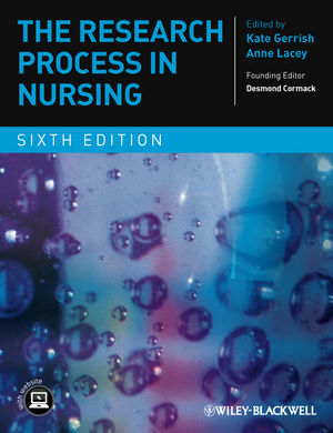 The Research Process in Nursing, 6th Edition (EHEP002351) cover image