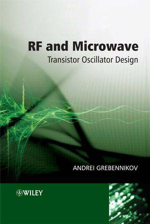 RF and Microwave Transistor Oscillator Design (0470025352) cover image