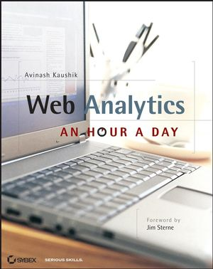 Web Analytics: An Hour a Day (0470130652) cover image