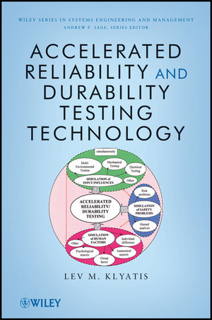 Accelerated Reliability and Durability Testing Technology (0470454652) cover image
