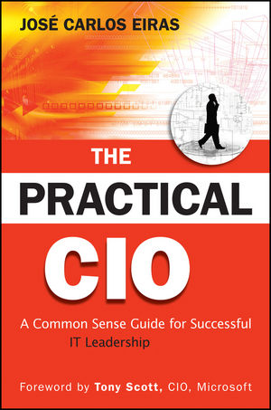 The Practical CIO: A Common Sense Guide for Successful IT Leadership (0470606452) cover image
