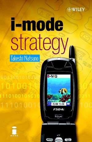 i-mode Strategy (0470858052) cover image